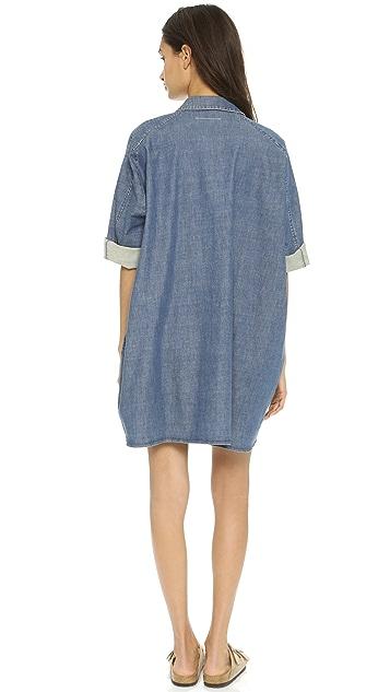 MM6 Denim Dress