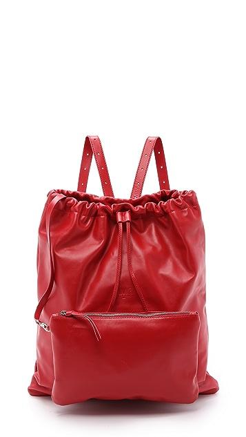 MM6 Drawstring Backpack