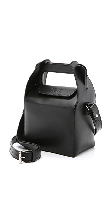 MM6 Takeout Cross Body Bag