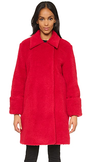 MM6 Collared Overcoat
