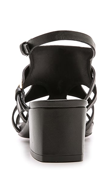 Maiyet Lucy Mid Heel Sandals