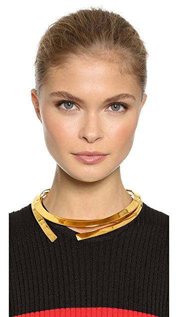Maiyet Skinny Bandage Necklace