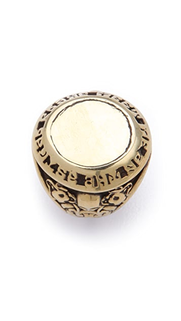 Mania Mania Astral Plane Signet Ring