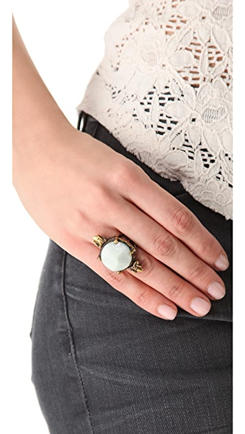 Mania Mania Crowley Cocktail Ring