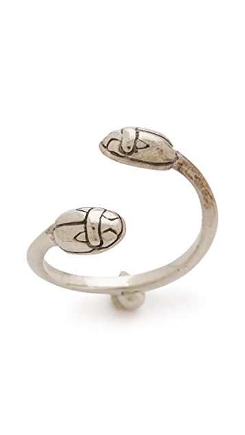 Mania Mania The Light Knuckle Ring