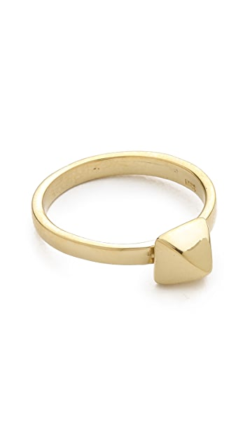 Mara Carrizo Scalise Pyramid Ring