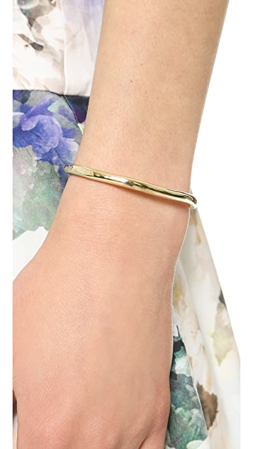 Mara Carrizo Scalise Raw Thin Cuff Bracelet