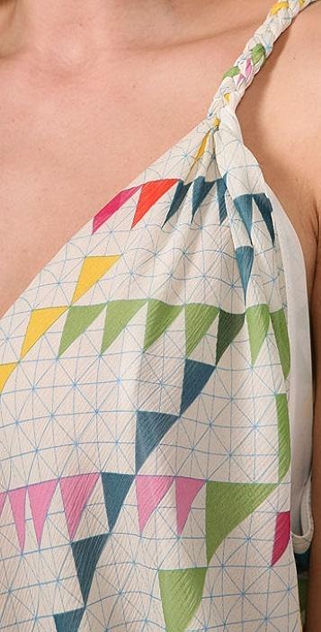 Mara Hoffman Braid Strap Top