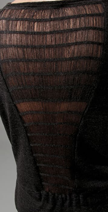 Mara Hoffman Sweater Jumpsuit