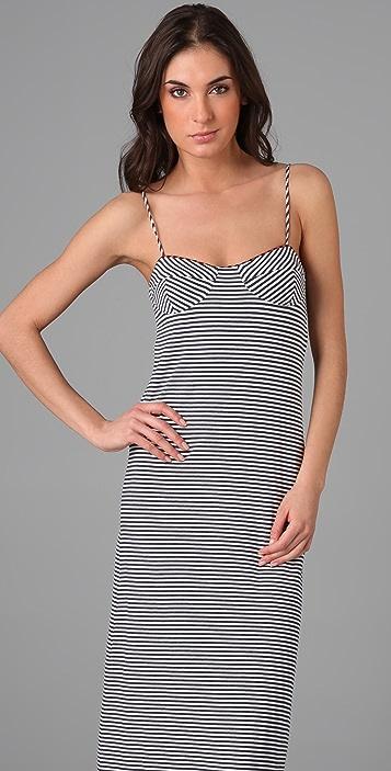 Mara Hoffman Bustier Long Dress