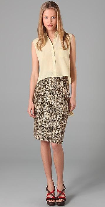Mara Hoffman Pencil Skirt