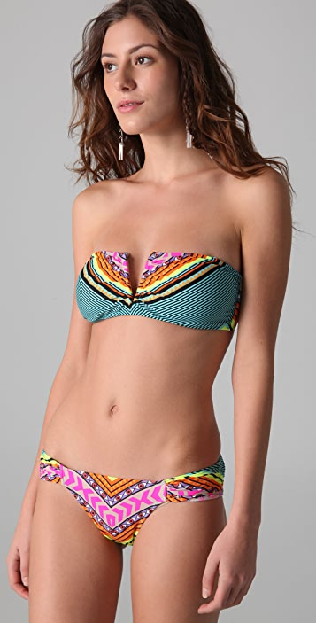 Mara Hoffman V Wire Bikini