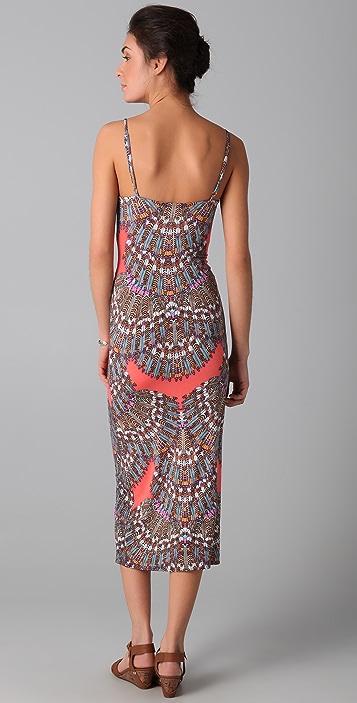 Mara Hoffman Fitted Midi Dress
