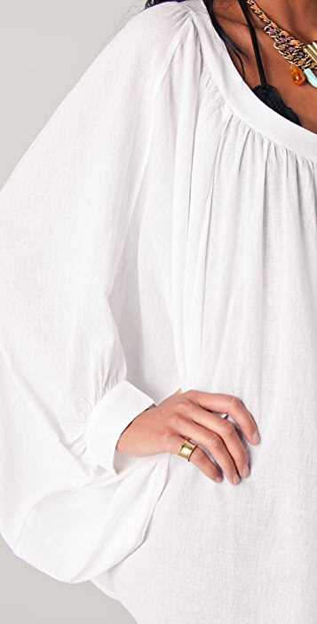 Mara Hoffman Cocoon Cover Up Tunic