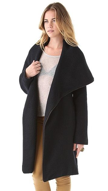 Mara Hoffman Classic Shawl Coat