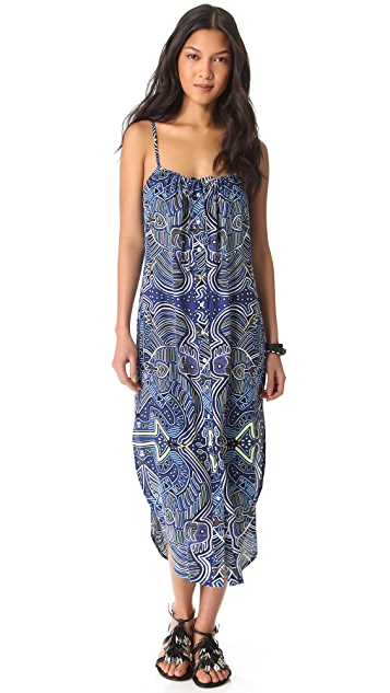 Mara Hoffman Easy Tank Maxi Dress