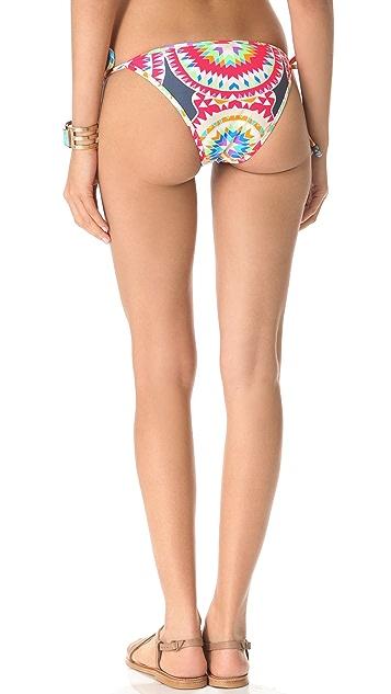 Mara Hoffman Pow Wow Tie Side Bikini Bottoms