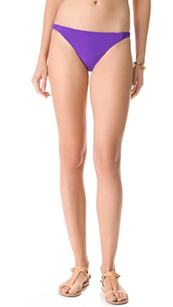 Mara Hoffman Electric Casino Bikini Bottoms