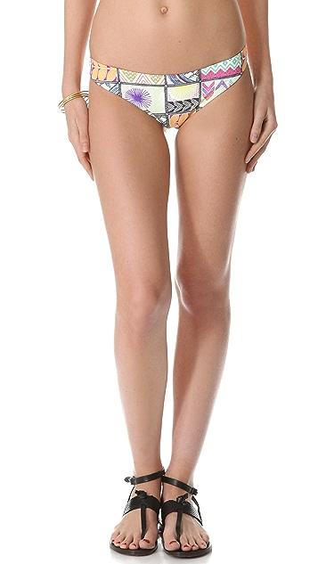 Mara Hoffman Quilts Bikini Bottoms