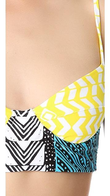 Mara Hoffman Cami Bikini Top