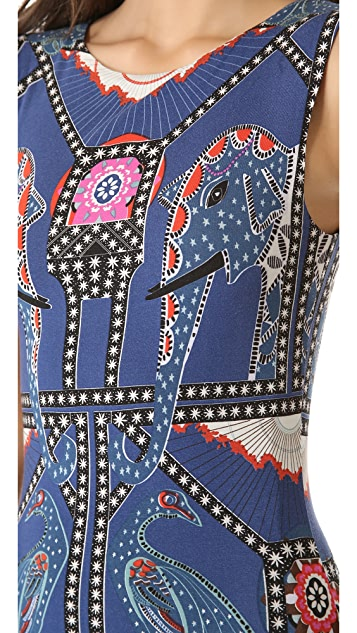 Mara Hoffman Fitted Mini Dress