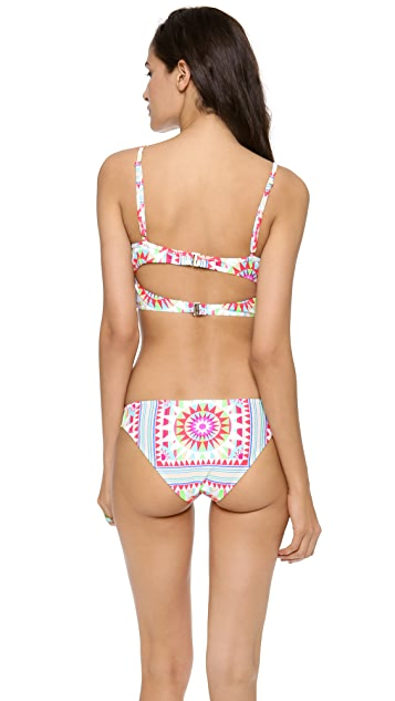 Mara Hoffman Cami Underwire Bikini Top