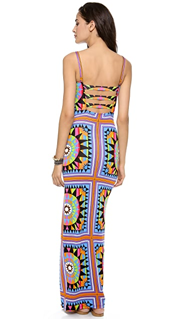 Mara Hoffman Cover Up Maxi Dress