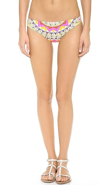 Mara Hoffman Naga Bikini Bottoms