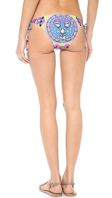 Mara Hoffman Naga Tie Side Bikini Bottoms