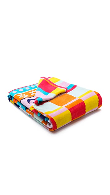 Mara Hoffman Ray Towel