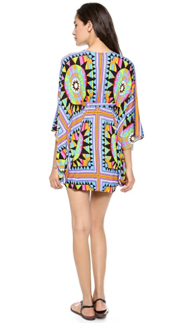 Mara Hoffman Cover Up Poncho