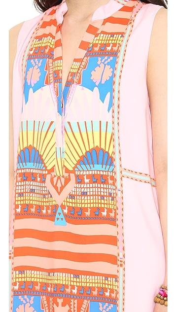Mara Hoffman Sleeveless Shirt Dress
