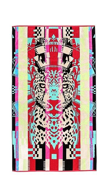Mara Hoffman Jaguar Towel