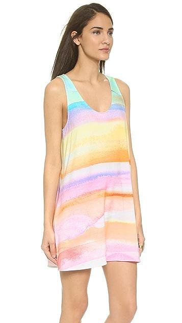 Mara Hoffman Sky Dye Swing Dress