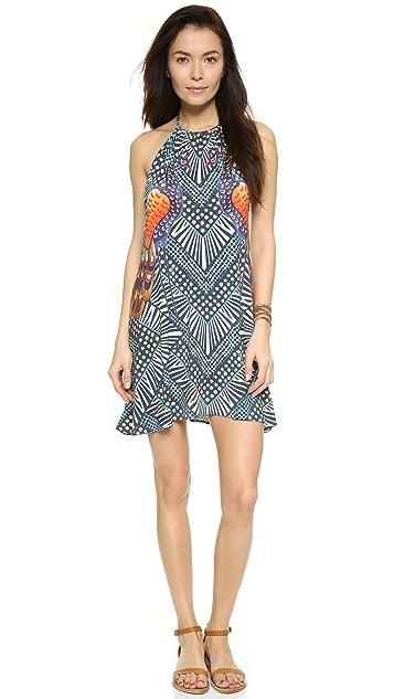Mara Hoffman Mini Swing Dress