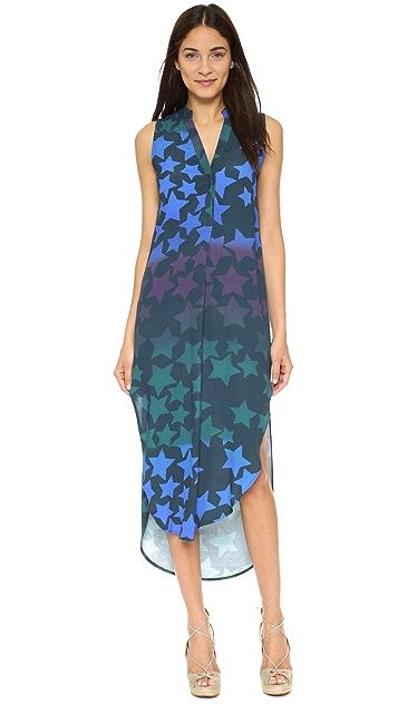 690137d66fc Mara Hoffman Star Blast Shirt Dress | SHOPBOP