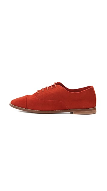 Marais USA Montauk Suede Oxfords