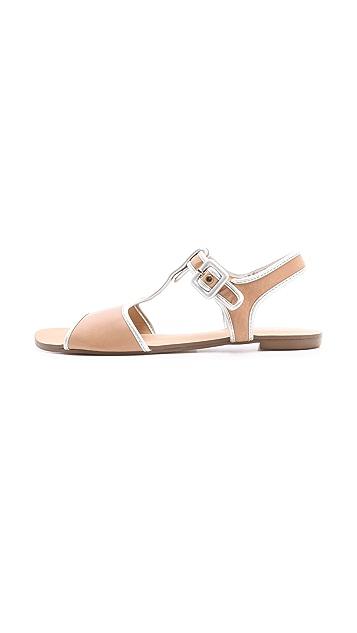 Marais USA T-Strap Sandals