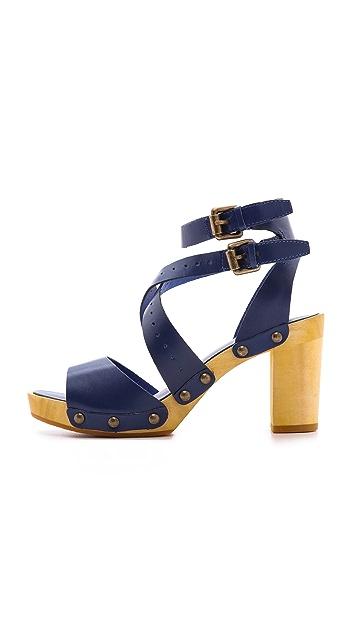 Marais USA Ankle Strap Sandals