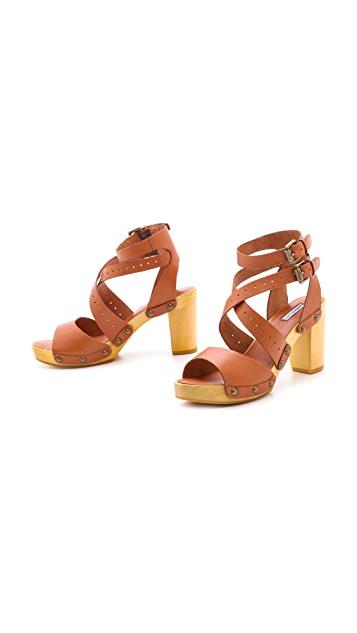 Marais USA Ankle Strap Sandals