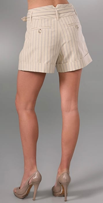 Marc by Marc Jacobs Gatsby Stripe Shorts