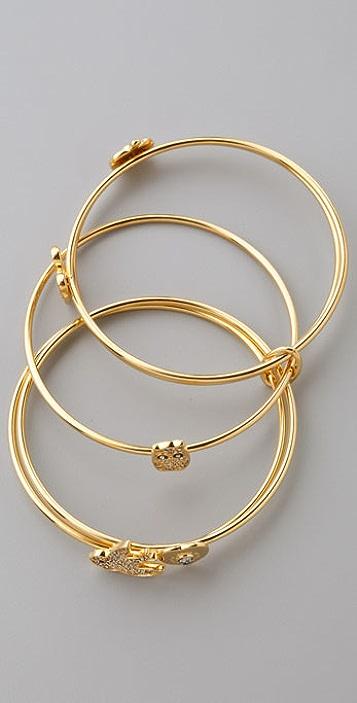 Marc by Marc Jacobs Fancy Fancy Multi Ring Bangles