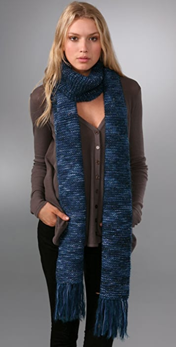 Marc by Marc Jacobs Valley Sweater Scarf