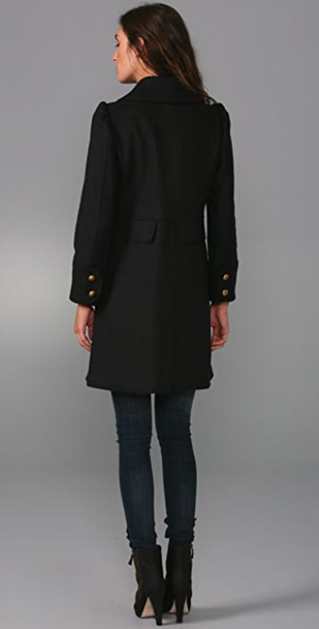 Marc by Marc Jacobs Solid Wool Coat