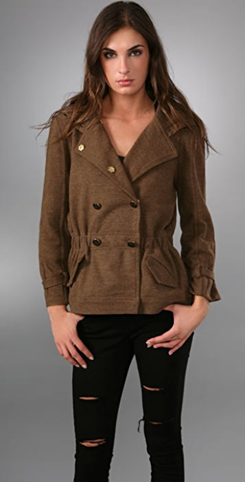 Marc by Marc Jacobs Charla Jacket