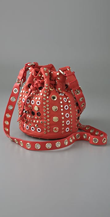 Marc by Marc Jacobs Party Girl Tribal Pixie Bucket Bag
