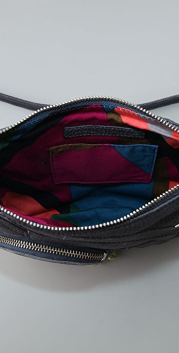 Marc by Marc Jacobs Damisi Patchwork Little Kelsey Cross Body Bag