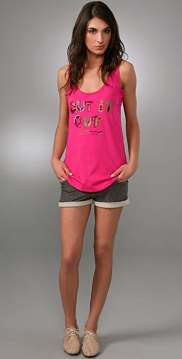 Marc by Marc Jacobs Cut It Out Tee