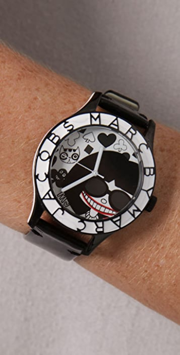 Marc by Marc Jacobs Miss Marc Blade Watch