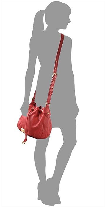 Marc by Marc Jacobs Q-49 Lil Mia Drawstring Bag